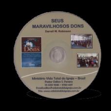 CD Seus Maravilhosos Dons